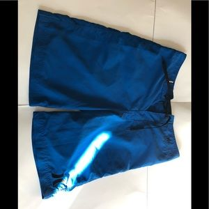 Hurley blue board shorts